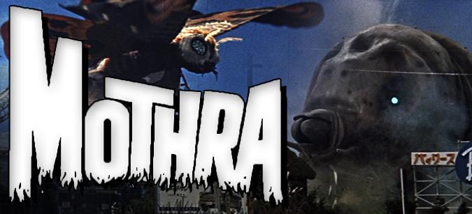 Mothra bedroht die Welt © Toho / Anolis