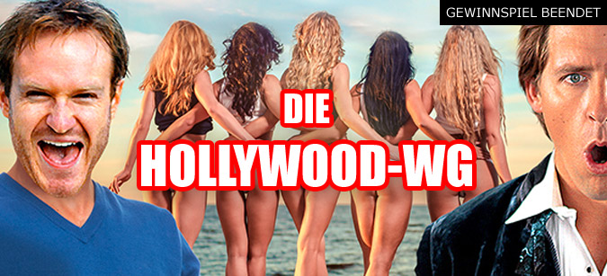 Die Hollywood-WG © Tiberius Film
