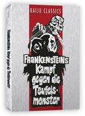 Frankensteins Kampf gegen die Teufelsmonster © Anolis
