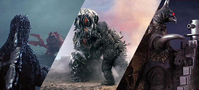 Godzilla meets Blu-ray © Anolis