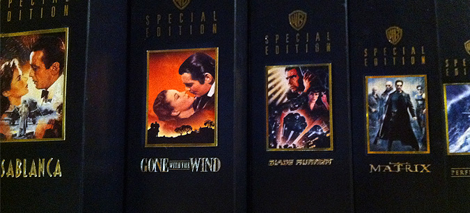 Warner Home Video Special Edition Boxsets