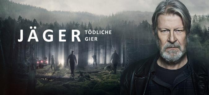 Jäger - Tödliche Gier © Edel
