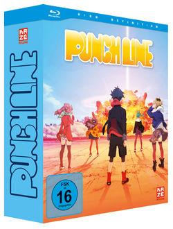 Punch Line © Kaze