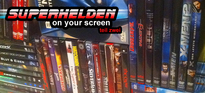 Superhelden on your screen